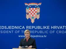 """Certains Croates """"ont commis des crimes"""""""
