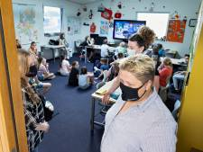 Noodkreet ouders om school 't Schrijverke uit te breiden: 'Ik zou in zo'n lokaal overprikkeld raken'