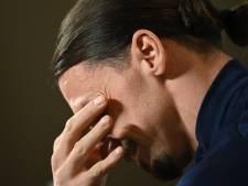 Zlatan Ibrahimovic fond en larmes pour son retour en sélection suédoise