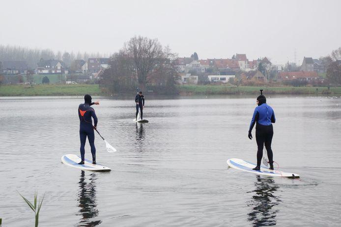 De watersportclub werd afgelopen zomer twee keer bestolen door inbrekers en zoekt nu steun om nieuw materiaal aan te kopen.