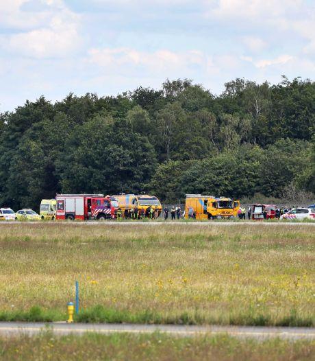 Zwart weekend in de Nederlandse vliegwereld: weer ongeluk met zweefvliegtuig, een dode