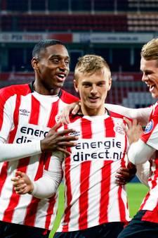 De beste beloften van PSV spelen bijna nooit samen