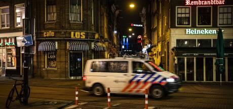Tientallen bekeuringen na illegaal feest Veemarkt