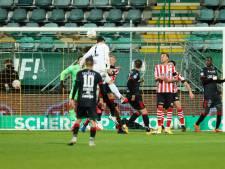 Scorende Luuk Koopmans treedt in voetsporen van Martin Hansen: 'Mijn goal was mooier'