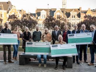 Van fruitbomen tot yogapad: Burgerbudget uitgedeeld aan vier projecten