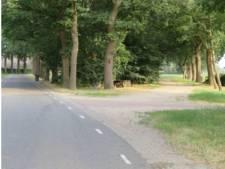 Zandpad Waalwijksebaan in Udenhout heeft vanaf vandaag een eigen bord met uitleg