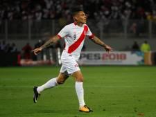 FIFA schorst Paolo Guerrero voor één jaar: géén WK voor aanvoerder Peru