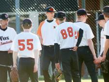 Hogere hekken rond Oss' honkbalveld moeten deuken en blauwe plekken voorkomen