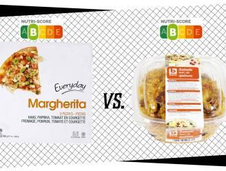 Diepvriespizza en 9 andere verrassende voedingsmiddelen die even goed scoren op de Nutri-score als een quinoasalade