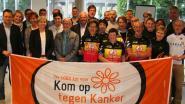 Regioteams rijden 1000 kilometer tegen kanker