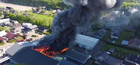 Oorzaak van verwoestende brand in Oldebroek zal nooit duidelijk worden