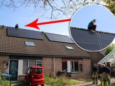 Man uit Lelystad wil parkiet van het dak halen, maar durft er daarna zelf niet meer van af
