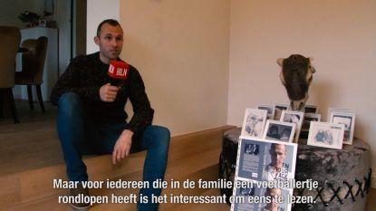 """VIDEO: Thomas Buffel brengt atypische biografie uit: """"Een handleiding voor elke jonge voetballer"""""""