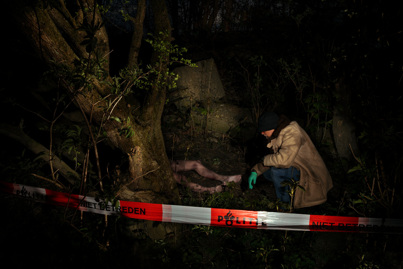 Rechercheur Kees onderzoekt een moord in Meinerswijk/Stadsblokken in Arnhem