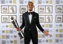 Virgil van Dijk, de PFA Player of the Year.