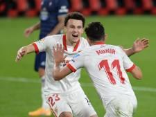 Ajax wil Idrissi huren van Sevilla bij vertrek Promes