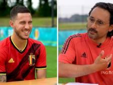 """""""Toi qui as passé du temps à l'infirmerie"""": au tour des Hazard de passer sur le grill de Pablo Andres"""