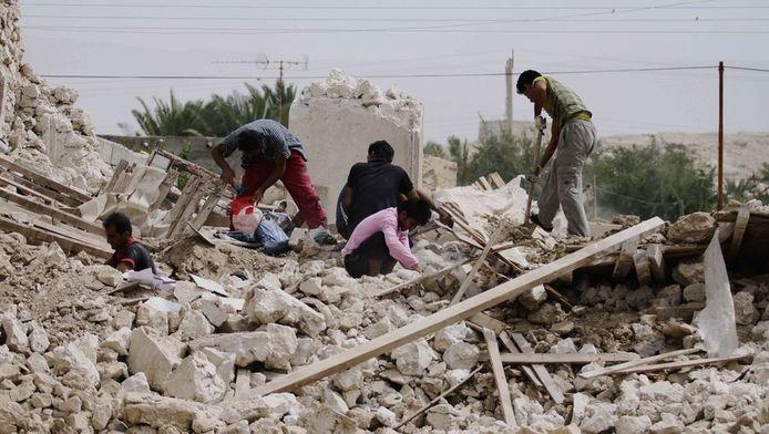 Un tremblement de terre avait fait près de 40 morts la semaine dernière en Iran.