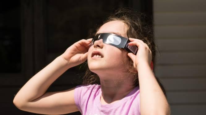 Gedeeltelijke zonsverduistering straks te bewonderen