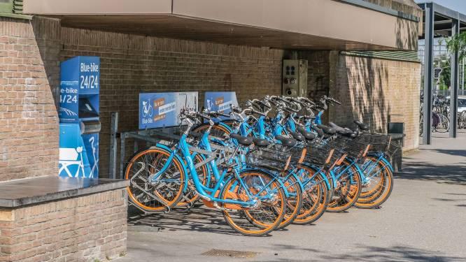 Word tijdelijk gratis lid bij Blue-bike-deelfietsen
