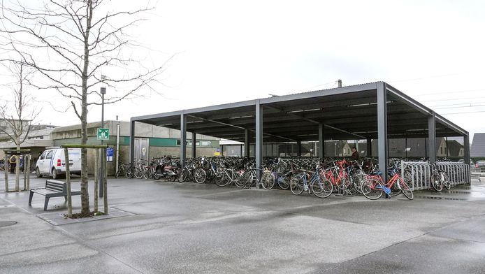 met de actie wil de NMBS het comfort in de fietsstallingen verbeteren.