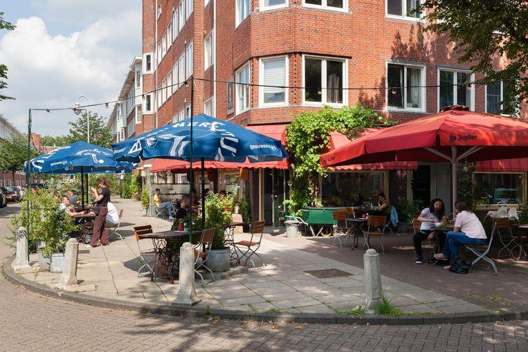 Café Cook. Beeld Nina Schollaardt