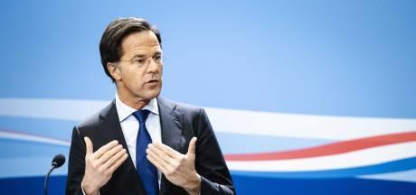 Rutte wil dinsdag perspectief schetsen voor komende tijd: 'Iedereen snakt er naar'