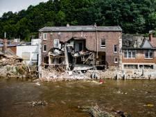 Les habitants du bassin de la Vesdre appelés à quitter la zone sinistrée si possible