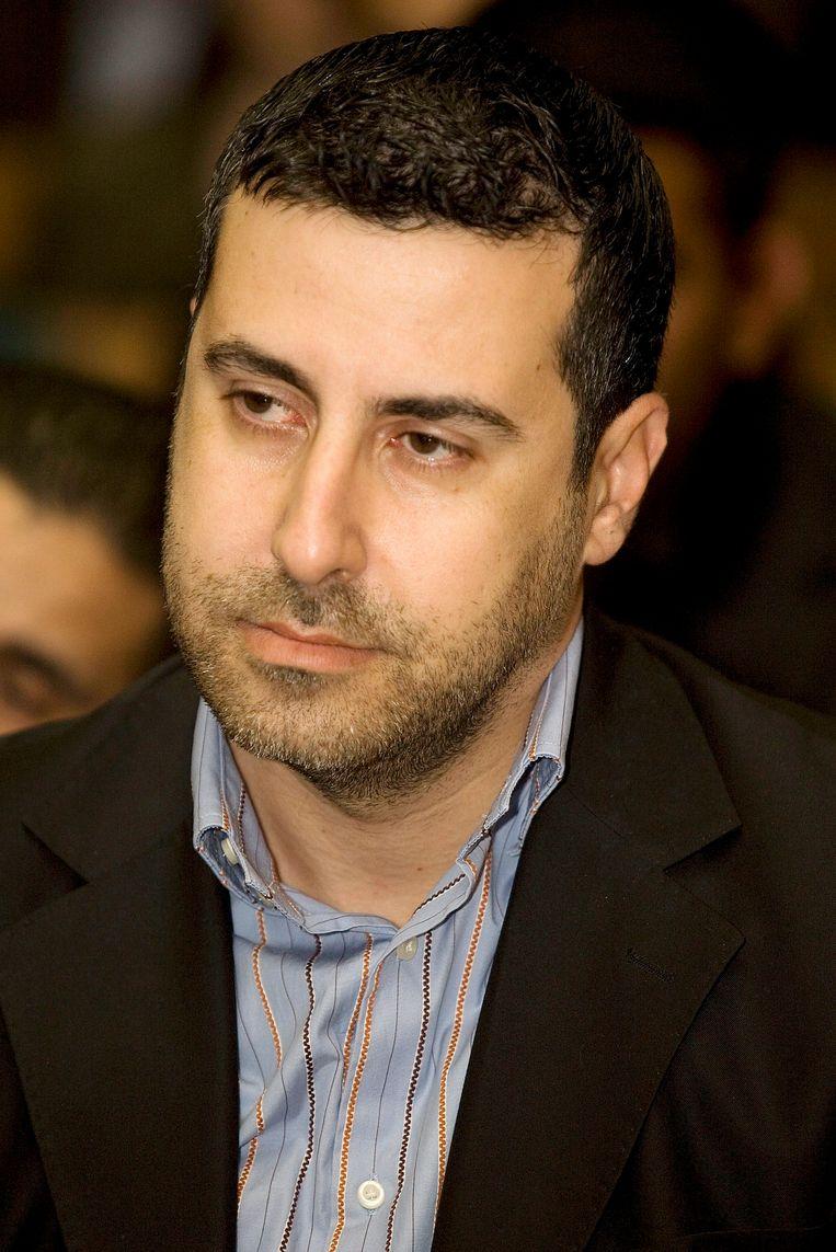 Van Dyab Abou Jahjah verscheen eerder dit jaar 'De stad is van ons. Manifest van de nieuwe meerderheid'. Beeld BELGA