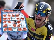 En wéér eentje afgestreept: veelvraat Vos heeft haar bingokaart bijna vol