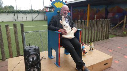 Oud-parlementslid Patrick De Groote (61) neemt afscheid als onderwijzer