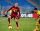 Rick Karsdorp speelde dit seizoen al de helft van de wedstrijden als in zijn vorige twee bij AS Roma.
