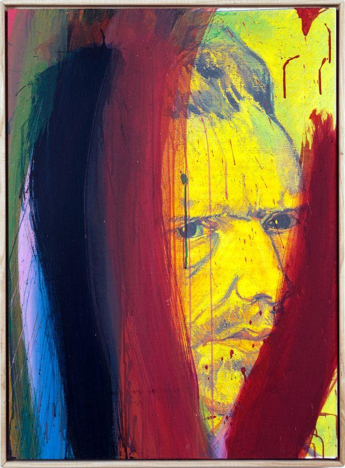 Van Gogh, 2009. collectie Atelier Arnulf Rainer