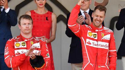 Vettel omdat Ferrari het zo wil