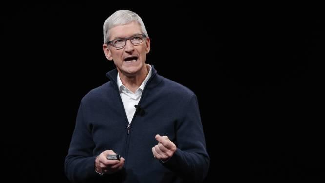 Apple-CEO wil strengere Amerikaanse privacywetgeving naar Europees model