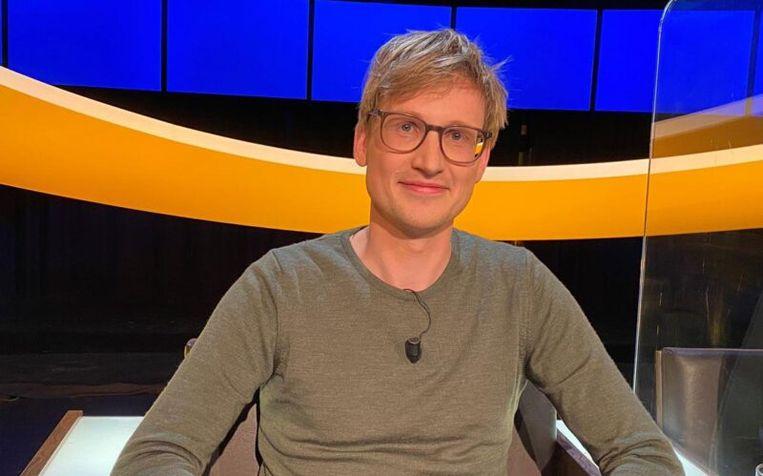 Kijkers blij met comeback van Bram Douwes in 'De slimste mens' Beeld KRO-NCRV