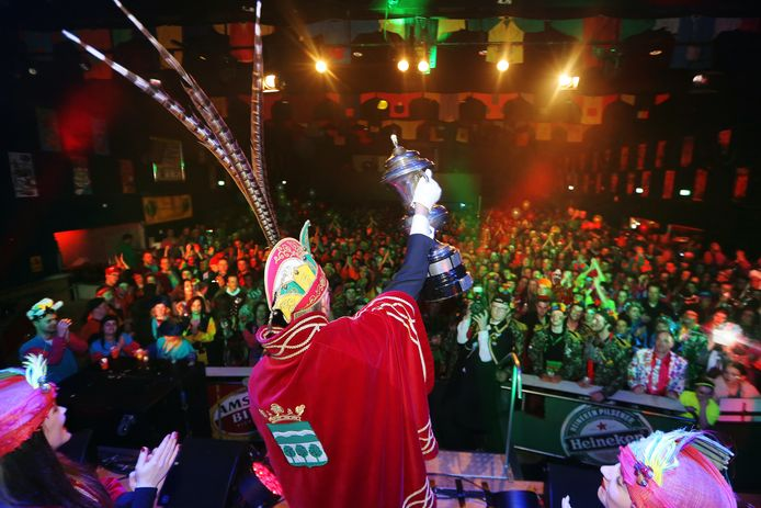 Carnaval in De Drie Linden, eind februari 2020, was het laatste feest dat Prinsenbeek samen vierde.
