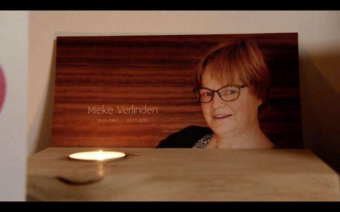 Dit is een archiefbeeld uit de uitzending van 'Faroek' over de moord op juf Mieke Verlinden uit Noorderwijk.