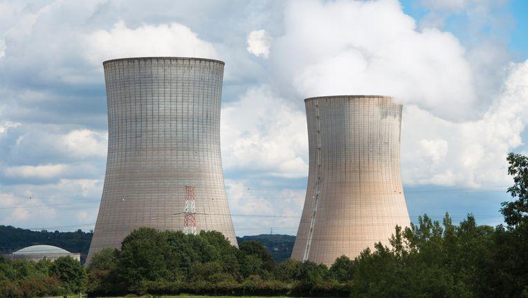De kerncentrale van Tihange. Beeld photo_news
