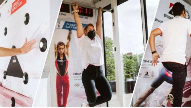 Olympische Spelen komen naar Evenementenstrand van Knokke