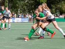 Van Nistelrooij schiet Push voorbij oude club, Breda-vrouwen winnen met strafcorners