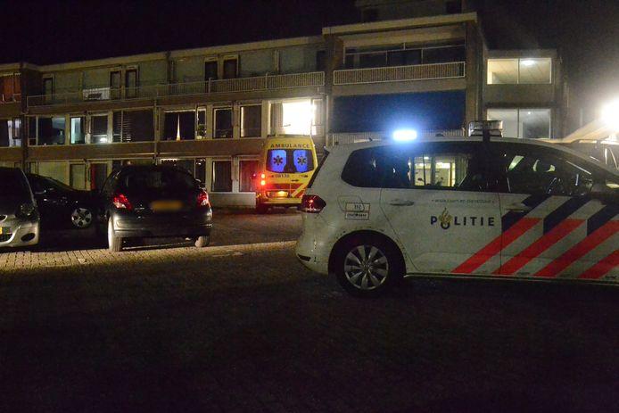 Een persoon is dinsdagavond op de Leegstraat in Winssen het slachtoffer geworden van een gewelddadige straatroof.