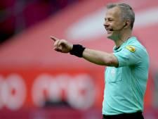 Le Néerlandais Björn Kuipers au sifflet de Danemark-Belgique
