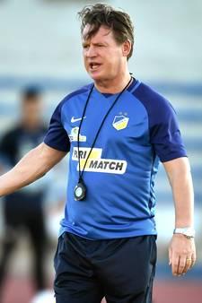 Mario Been razendsnel ontslagen  in Cyprus