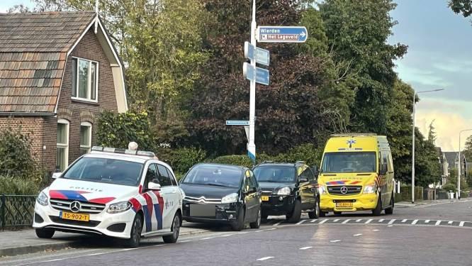 Fietser gewond bij aanrijding in Vriezenveen