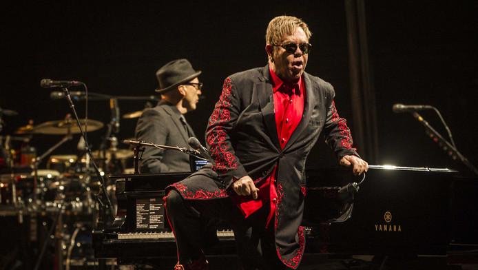 Elton John in de Ziggo Dome