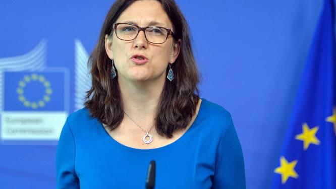 Ook EU stapt naar Wereldhandelsorganisatie tegen Amerikaanse importheffingen
