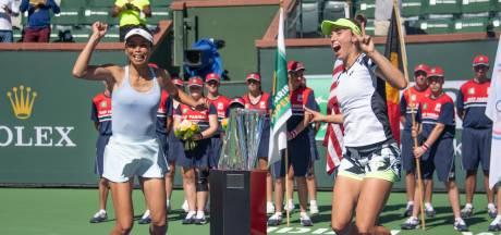 WTA: Elise Mertens à nouveau au sommet de la hiérarchie mondiale en double