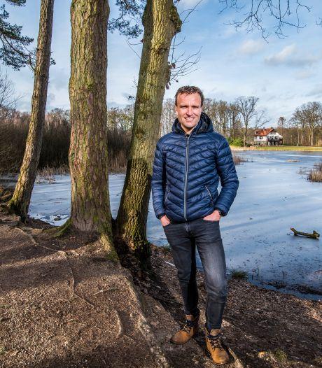 'Ambassadeur' Joost Posthuma doet een goed woordje voor het Lonnekermeer