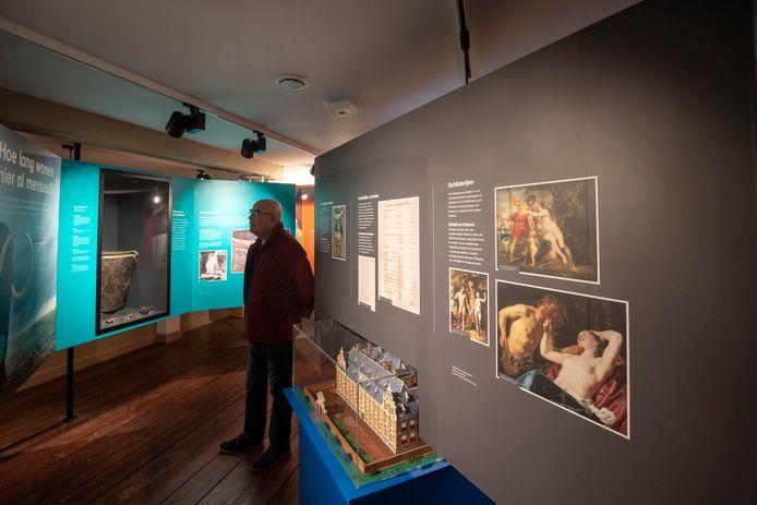 Een blik in het nieuwe Stadsmuseum Rhenen.